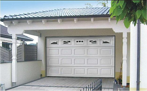 Porte per garage scorrevoli basculanti o a soffietto coccia c - Porta garage sezionale prezzi ...
