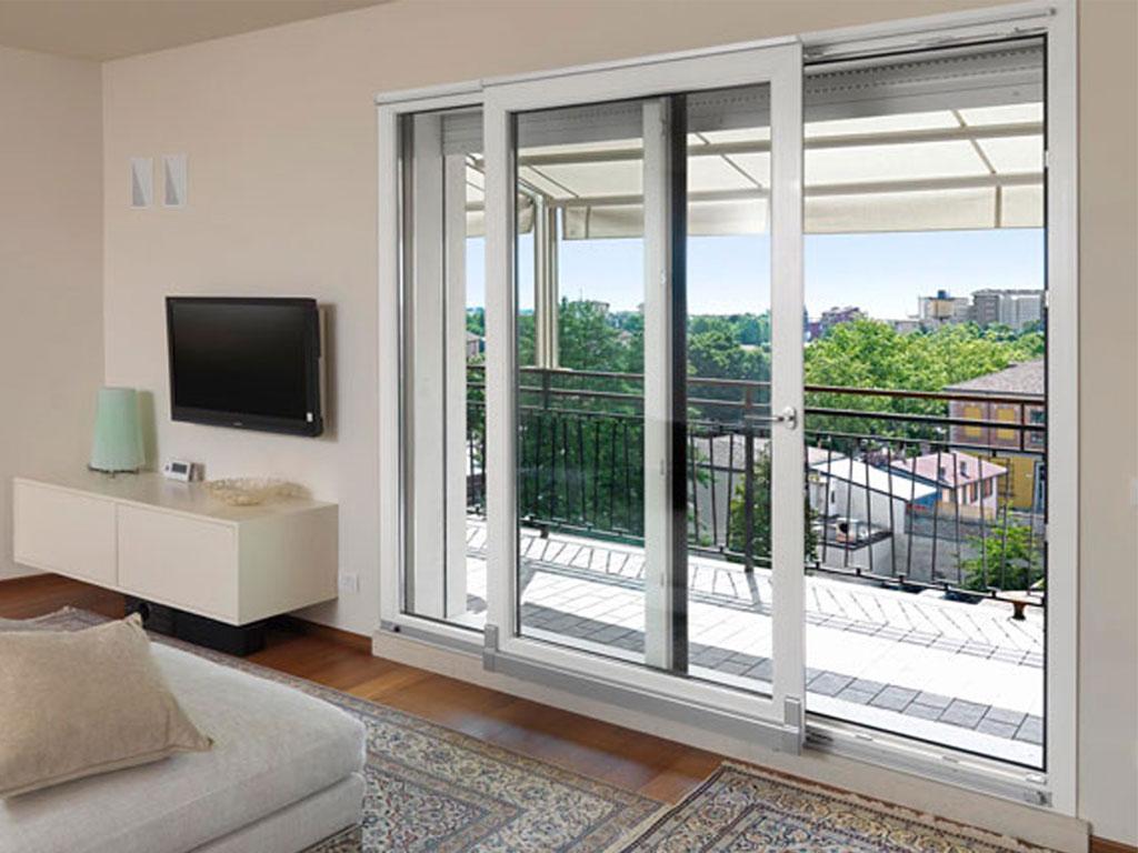 Finestre in pvc ad alto isolamento acustico coccia c - Isolamento acustico finestre ...
