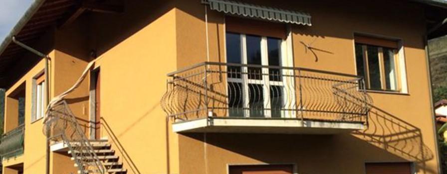 Posa serramenti in Villetta provincia di Varese