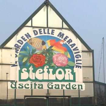 Garden Steflor a Paderno Dugnano